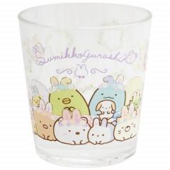 Japan San-X Acrylic Cup - Sumikko Gurashi / Mysterious Rabbit Oniwa