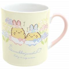 Japan San-X Mug - Sumikko Gurashi / Mysterious Rabbit Oniwa