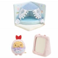 Japan San-X Scene Plush Toy - Sumikko Gurashi / Baby Room