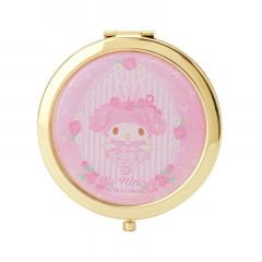 Japan Sanrio 2-sided Pocket Mirror - My Melody / Longing Ballerina