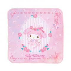 Japan Sanrio Handkerchief Petit Towel - My Melody / Longing Ballerina