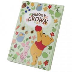 Japan Disney Sticky Notes Book - Winnie The Pooh & Friends
