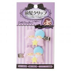 Japan Sanrio Hair Clip 2pcs - Little Twin Stars