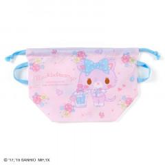 Japan Sanrio Drawstring Bag (M) - Mewkledreamy / Perfume