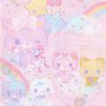 Japan Sanrio Drawstring Bag (M) - Mewkledreamy / Niji - 3