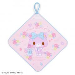 Japan Sanrio Looped Hand Towel - Mewkledreamy / Perfume