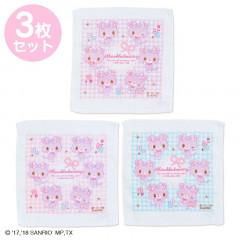 Japan Sanrio Towel 3pcs Set - Mewkledreamy