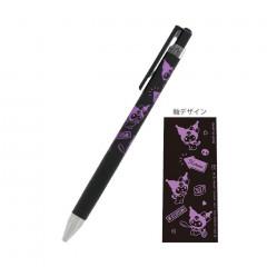 Japan Sanrio Juice Up Gel Pen - Kuromi / Black