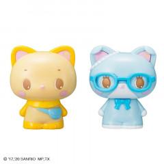 Japan Sanrio Doll Set - Mewkledreamy / Peko & Suu