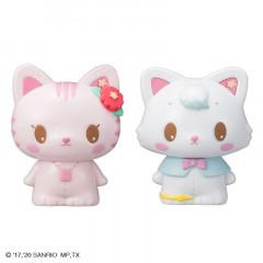 Japan Sanrio Doll Set - Mewkledreamy / Nene & Rei