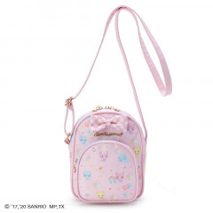 Japan Sanrio Pochette Shoulder Bag - Mewkledreamy / Soap Bubble Party