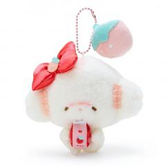 Japan Sanrio Keychain Plush - Cogimyun / First Love