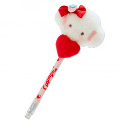 Japan Sanrio Mascot Ball Pen - Cogimyun / First Love
