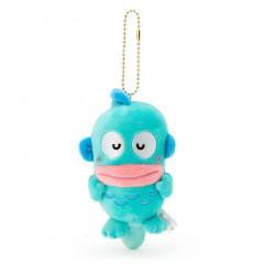Japan Sanrio Keychain Plush - Hangyodon / Acupoint Push Mascot