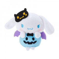 Japan Sanrio Mini Plush - Cinnamoroll / Halloween 2021