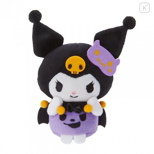 Japan Sanrio Mini Plush - Kuromi / Halloween 2021 - 1