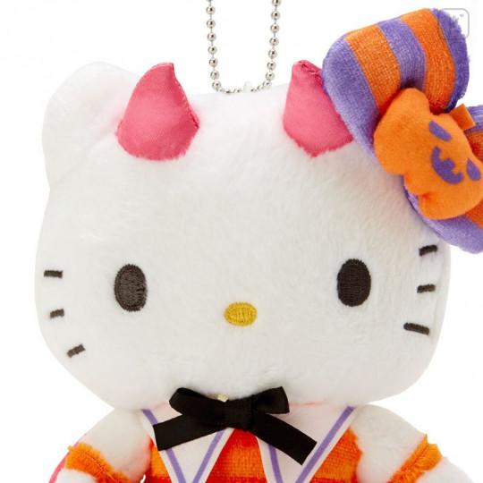 Japan Sanrio Keychain Plush - Hello Kitty / Halloween 2021 - 3