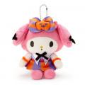 Japan Sanrio Keychain Plush - My Melody / Halloween 2021 - 1