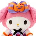 Japan Sanrio Keychain Plush - My Melody / Halloween 2021 - 3