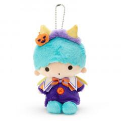 Japan Sanrio Keychain Plush - Little Twin Stars Kiki / Halloween 2021
