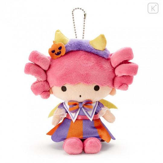 Japan Sanrio Keychain Plush - Little Twin Stars Lala / Halloween 2021 - 1
