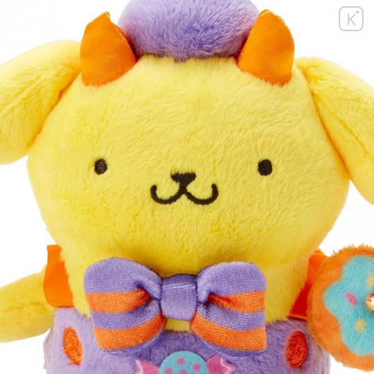 Japan Sanrio Keychain Plush - Pompompurin / Halloween 2021 - 3