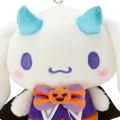 Japan Sanrio Keychain Plush - Cinnamoroll / Halloween 2021 - 3