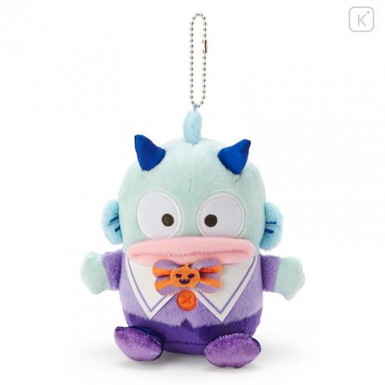 Japan Sanrio Keychain Plush - Hangyodon / Halloween 2021 - 1