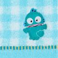 Japan Sanrio Petit Towel - Hangyodon / Check - 2