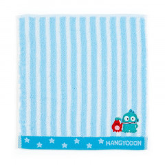 Japan Sanrio Petit Towel - Hangyodon / Striped