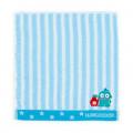 Japan Sanrio Petit Towel - Hangyodon / Striped - 1