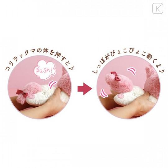 Japan San-X Hugging Plush - Korilakkuma / Strawberry Cat - 3