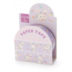 Japan Sanrio Washi Paper Masking Tape - Wish Me Mell / Flower
