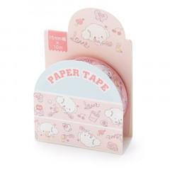 Japan Sanrio Washi Paper Masking Tape - Cogimyun / Love