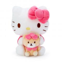 Japan Sanrio Plush Toy - Hello Kitty / Good Friends