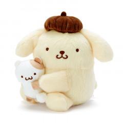 Japan Sanrio Plush Toy - Pompompurin / Good Friends