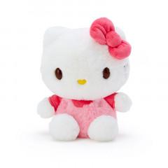Japan Sanrio Fluffy Plush Toy (S) - Hello Kitty