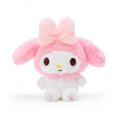 Japan Sanrio Fluffy Plush Toy (S) - My Melody