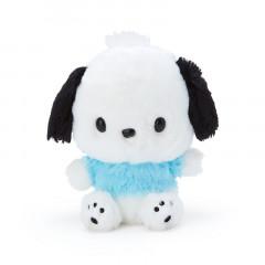 Japan Sanrio Fluffy Plush Toy (S) - Pochacco
