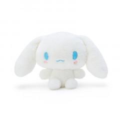 Japan Sanrio Fluffy Plush Toy (S) - Cinnamoroll