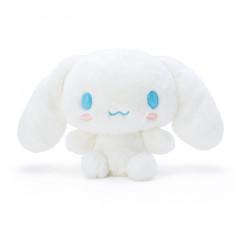 Japan Sanrio Fluffy Plush Toy (M) - Cinnamoroll