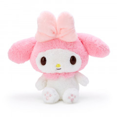 Japan Sanrio Fluffy Plush Toy (M) - My Melody