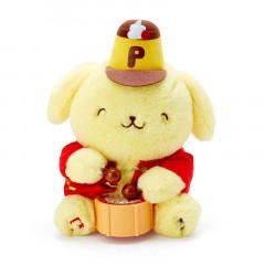 Japan Sanrio Music Plush Toy - Pompompurin / 25th Anniversary