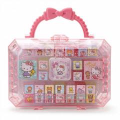 Japan Sanrio Stamp Set - Hello Kitty & Friends