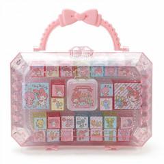 Japan Sanrio Stamp Set - My Melody & Friends