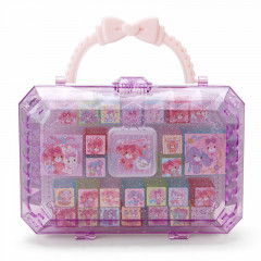 Japan Sanrio Stamp Set - Bonbonribbon & Friends