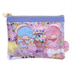 Sanrio Sequins Coin Pouch - Little Twin Stars