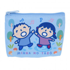 Sanrio Keychain Coin Pouch - Minna No Tabo