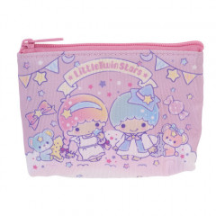 Sanrio Keychain Coin Pouch - Little Twin Stars