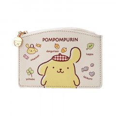 Japan Sanrio Fragment Case - Pompompurin / My Treasure